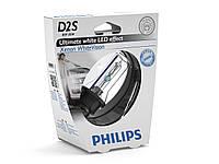 Ксеноновая лампа Philips Xenon WhiteVision D2S (85122WHVS1)