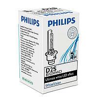 Ксеноновая лампа Philips Xenon WhiteVision D2S (85122WHVC1)