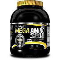 Аминокислоты MEGA AMINO 3200 300 ТАБЛЕТОК