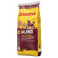 Корм для собак (Джозера) JOSERA Balance Light Senior 15 кг - для літніх собак всіх порід