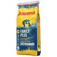 Корм для собак (Джозера) JOSERA Family 15 кг - цуценят середніх і великих порід до 8-и тижневого віку