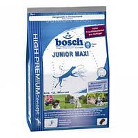 Корм для собак BOSCH Junior Maxi 15 кг для щенков и юниоров крупных пород