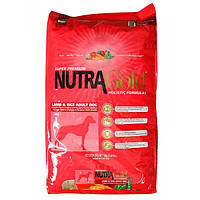 NUTRA GOLD Lamb Rice Dog 15 кг