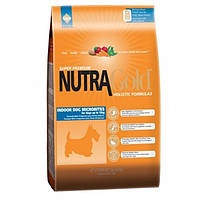 NUTRA GOLD Indoor Dog Microbites 7,5 кг