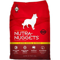 NUTRA NUGGETS Lamb Meal Dog 15 кг