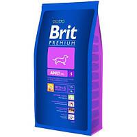 BRIT PREMIUM ADULT S 8 кг