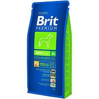 BRIT PREMIUM ADULT XL 15 кг