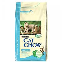 PURINA CAT CHOW Kitten Chicken 15 кг