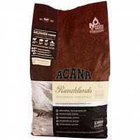 Корм для собак ( Акана ) Acana Ranchlands 13 кг - для взрослых собак з мясом бизона