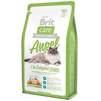 Корм для котів (Бріт Кее) BRIT CARE Cat Senior Angel 7 кг - для літніх кішок