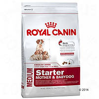 Корм для собак (Роял Канін) ROYAL CANIN Medium Starter 12 кг- для вагітних, годуючих та цуценят середніх порід