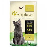 Корм для кошек (Аплоуз) Applaws Senior 7,5 кг - для стареющих кошек