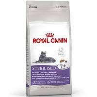 Корм для котів (Роял Канін) Royal Canin Sterilised 7+ 10 кг - для стерилізованих котів від 7 років