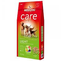 Корм для собак (Мерадог) MERADOG Care High Premium Light 12,5 кг - для дорослих собак всіх порід