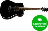 Акустическая гитара Yamaha FG820 (BL)