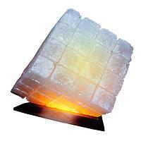 Соляная лампа Куб 9-10 кг