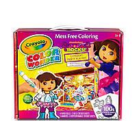 Набор для творчества Даша-путешественница, серия Color Wonder Crayola