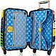 Компактный пластиковый 4-колесный чемодан 37 л. Heys Britto Butterfly (S) 923090, разноцветный, фото 3