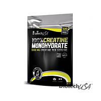 Креатин 100% CREATINE MONOHYDRATE 500 Г (пакет)