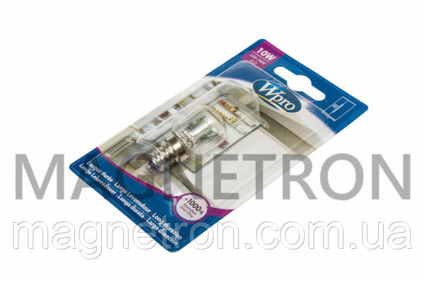 Лампа внутреннего освещения для холодильников Whirlpool 10W E12 484000000980, фото 2