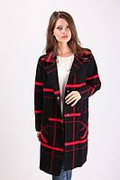 Стильное пальто широкого кроя, фото 1