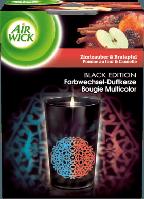 AirWick Farbwechsel Duftkerze Zimt & Bratapfel - Ароматизированная свеча Переливы цвета Корица-печеное яблоко