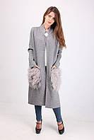 Женское пальто в молодежном стиле, фото 1
