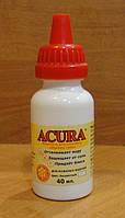 Жидкость для заправки обувных губок Acura бесцветная