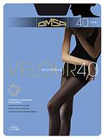 Женские колготки OMSA Velour 40 Den