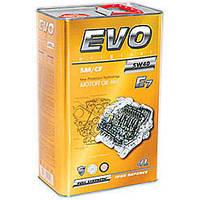 Моторное масло EVO E7 5W-40 SN/CF 4Л