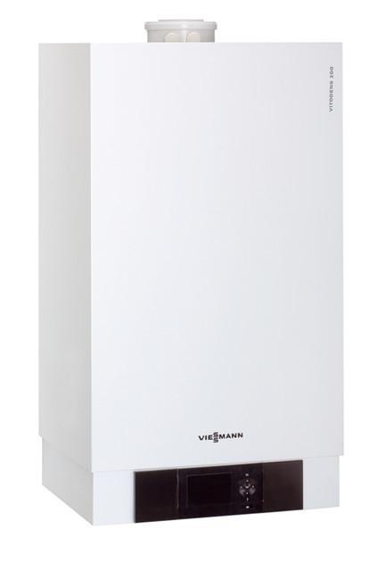 Vitodens 200-W с Vitotronic 100, одноконтурный 26 кВт