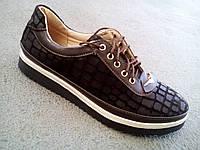 Кеды слипоны кроссовки замшевые женские 36-40 р-р