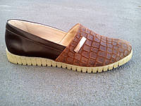Балетки туфли женские кожа+замш 36 - 41 р