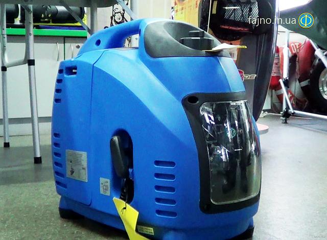 Инверторный генератор Weekender 1500i фото 3
