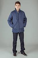 Осенняя мужская куртка Montana, синяя