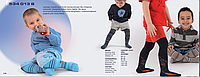 Махровые колготки для мальчика Rewon 534 013 B