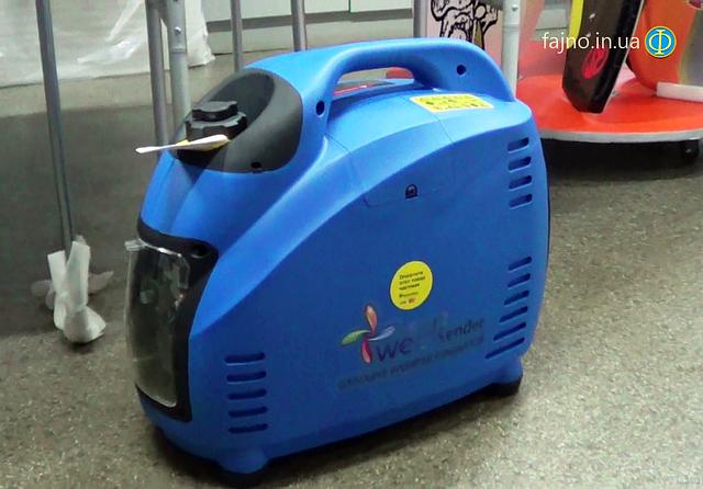 Инверторный генератор Weekender 1800i
