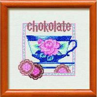 Набор для вышивания крестом «Шоколад» (694), Риолис