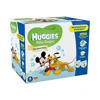 Подгузники Huggies Ultra Comfort 4 Disney Box (для мальчиков) 126 шт