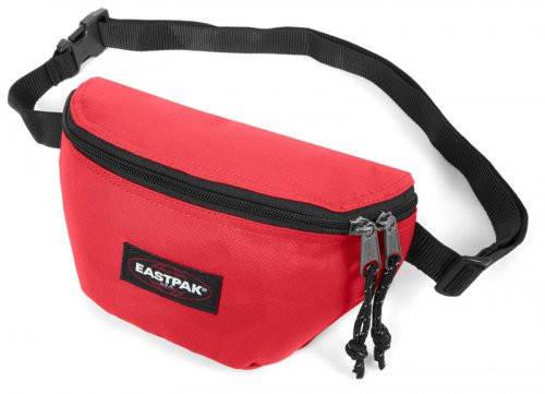 Стильная сумка на пояс Springer Eastpak EK07404K коралловый