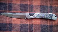 Нож складной фирменный columbia карманный для туризма и ношении по городу. Оригинальные фото