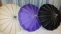 Оригинальный зонт-трость Японка на 16 спиц