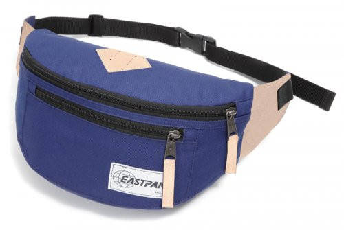Стильная сумка на пояс Bundel Eastpak EK01696F синий