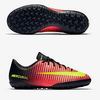 Сороконожки детские Nike Kids Mercurial TF JR