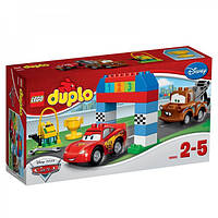 Конструктор Lego Duplo Гонки на Тачках 10600