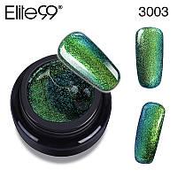 Гель краска для ногтей хамелион Elite 99 № 3003, 5 мл