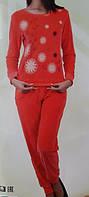 """Женская велюровая пижама """"Nicoletta"""" №87039"""