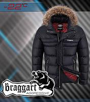 Зимняя куртка из водоотталкивающей ткани