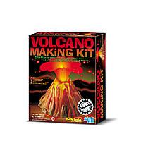 Набор для опытов Делаем вулкан