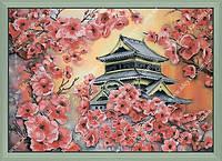 Вышивка от производителя Цветение сакуры